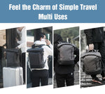 New style-Outdoor backpack, anti-theft & waterproof!