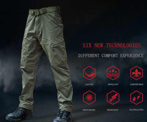 Outdoor Mil-Tac Pants