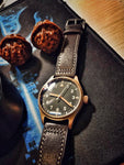 Bronze Pilot Watch 39mm
