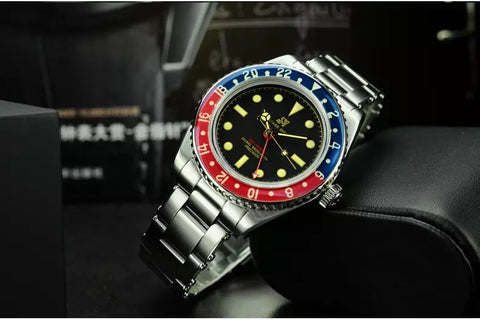 50's vintage style GMT
