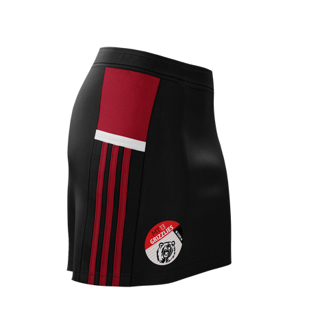 MT13 Grizzlies Away Skorts - Youth