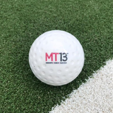 MT13 White Dimple Ball