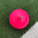 MT13 Pink Dimple Ball