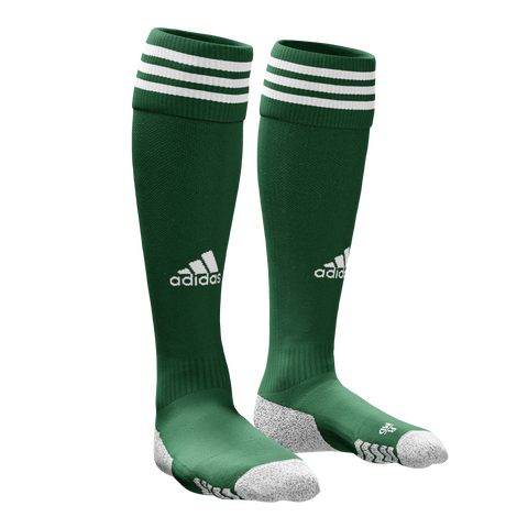 adiSock 18 Collegiate Green