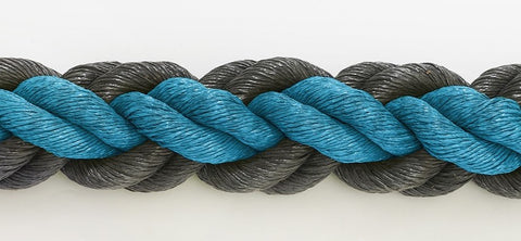 Pitch Rope - Black / Blue