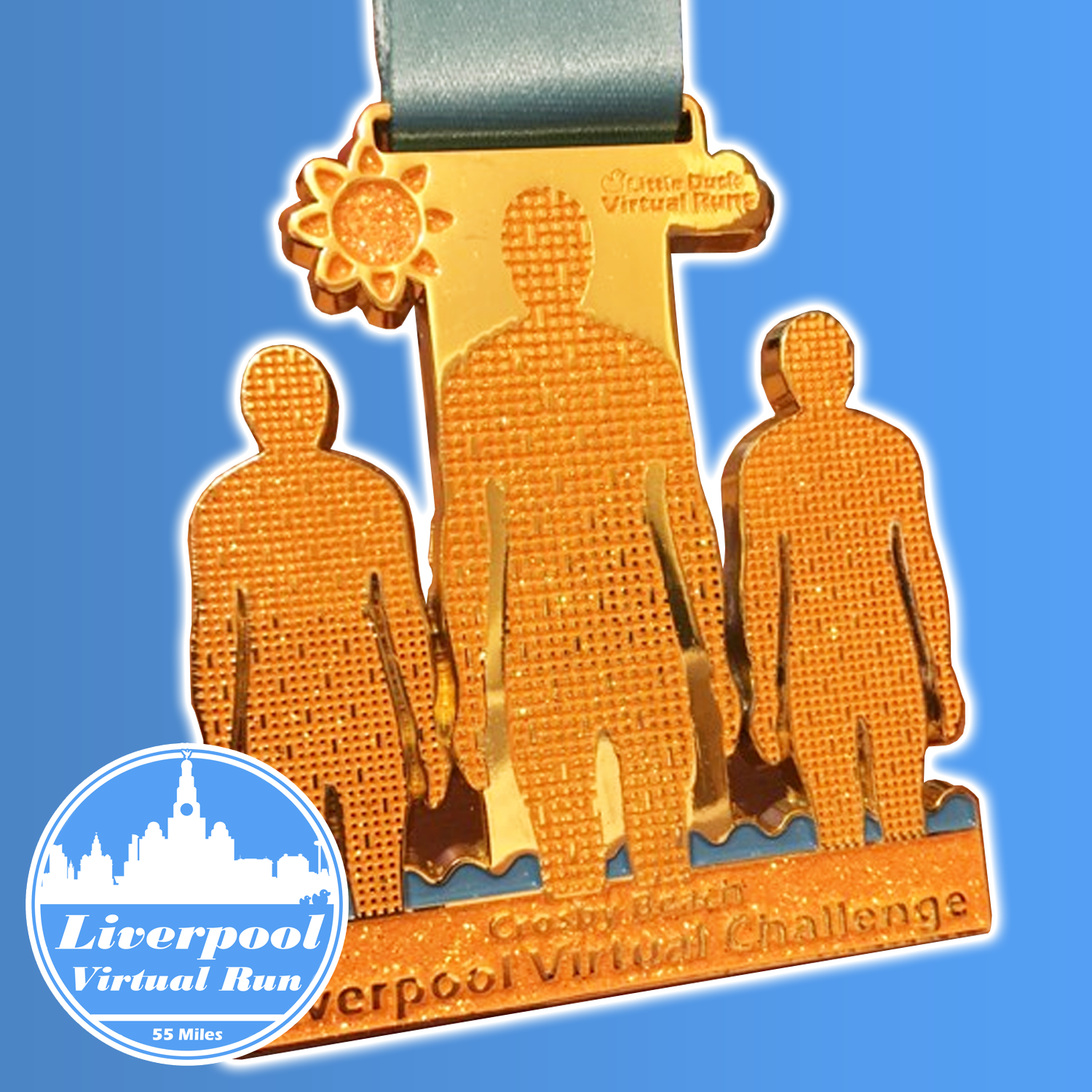 Liverpool 55 Mile Virtual Run ( (you don't have to do the 55 miles in one go, phew!)