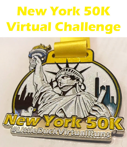 New York 50k Virtual Challenge