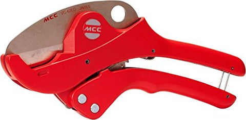 MCC® Tools PVC Pipe Cutter