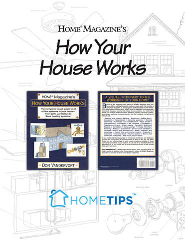 """How Your House Works"" by Don Vandervort (PDF eBook)"