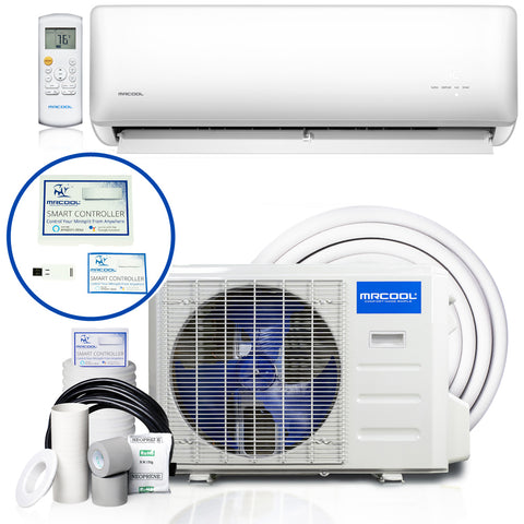MRCOOL Olympus Hyper Heat 18,000 BTU Cold Weather Mini-Split - 750 sq. ft.