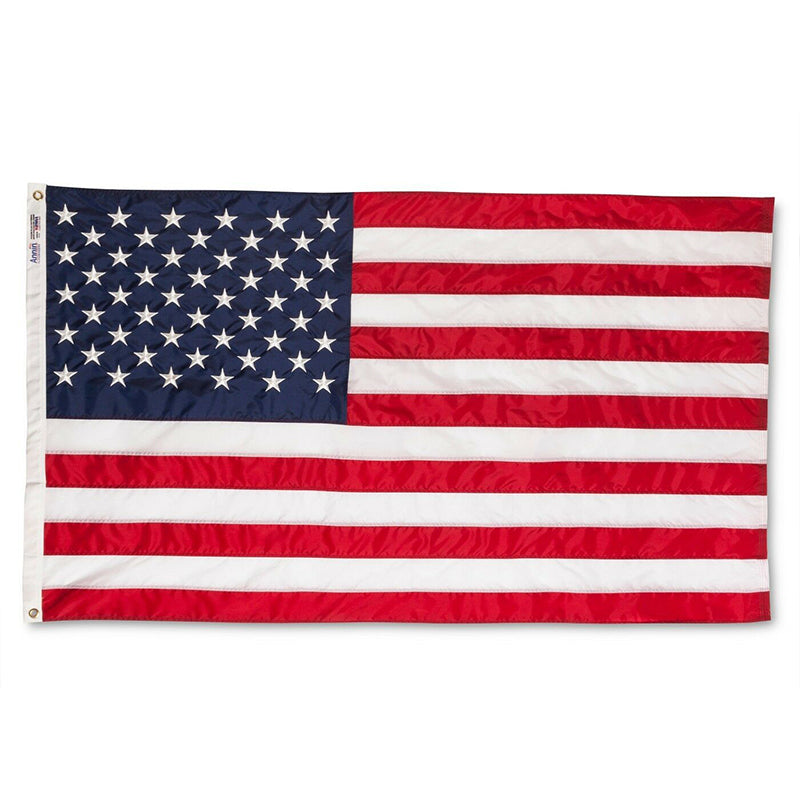 Large 3x5' American Flag with Brass Grommets