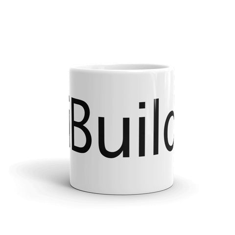 """iBuild"" Coffee Mug"