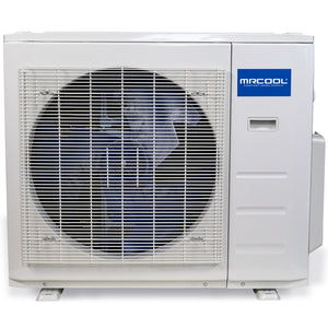 27,000 BTU MRCOOL Olympus Multi-Zone Condenser (Up to 3 Zones) - Air Handler Sold Seperately