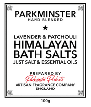 Load image into Gallery viewer, Parkminster Himalayan bath salts