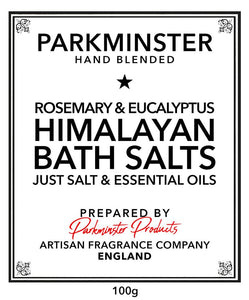Parkminster Himalayan bath salts