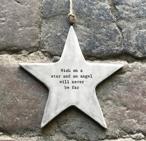 East of India wish on a star