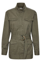 Load image into Gallery viewer, Saint Tropez Khaki Jacket