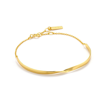 Load image into Gallery viewer, Ania Haie Gold Twist Bracelet