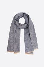 Load image into Gallery viewer, Navy Blue Scarf