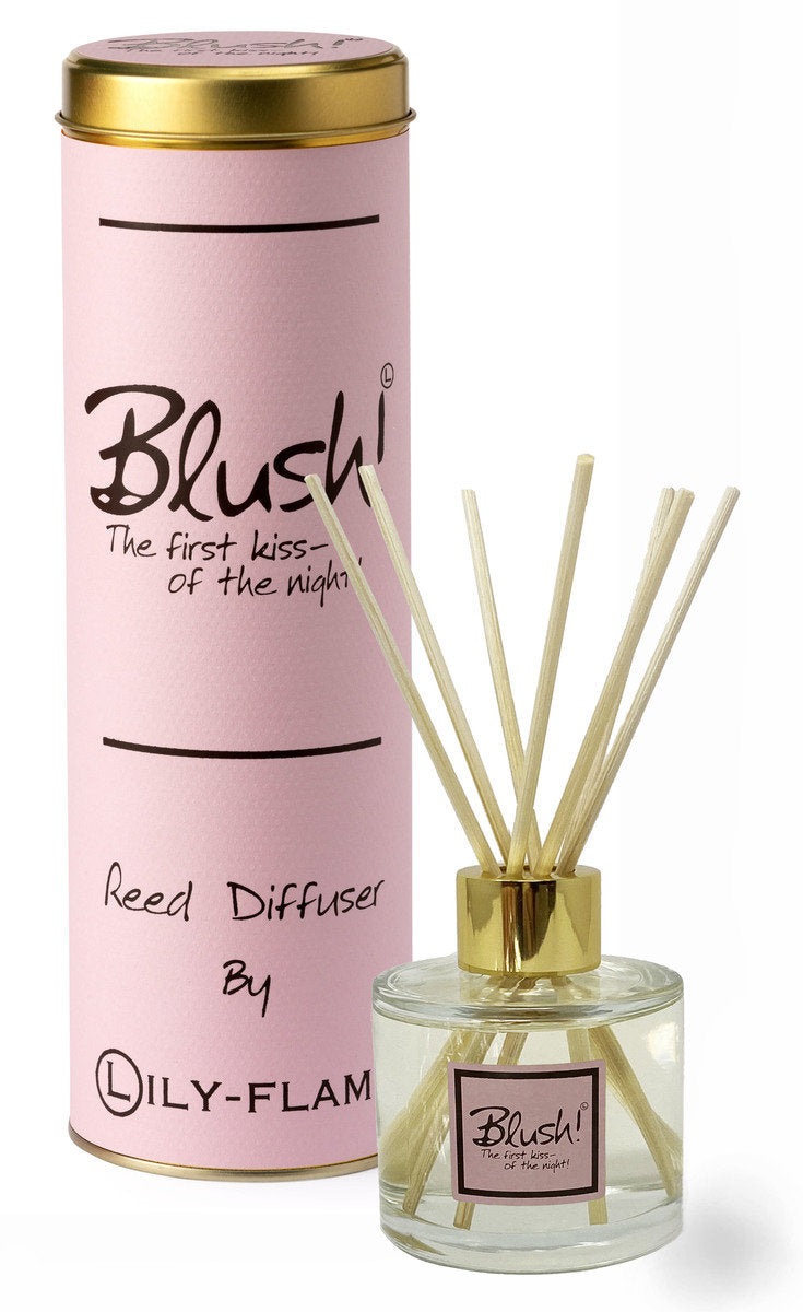 Lily-Flame 'Blush' Reed Diffuser