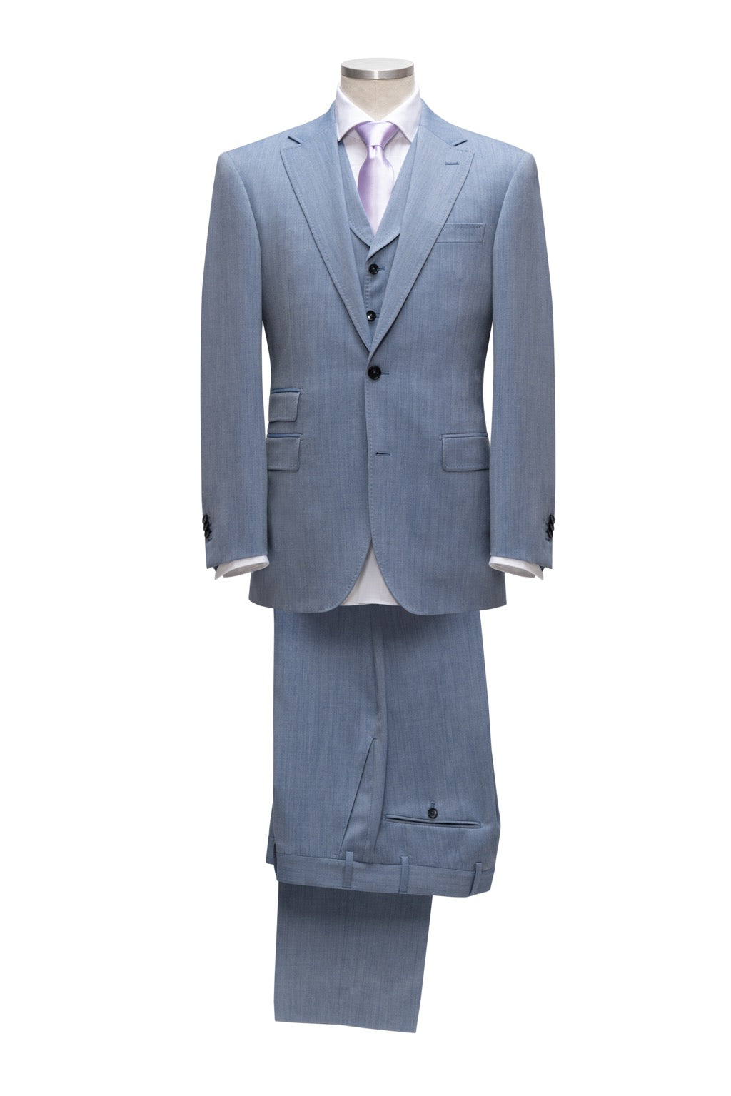 MTO Loro Piana Super 130'S Men's Suit