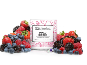 Royal Essence Candle - Mixed Berries