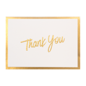 Greeting Card – Thank You