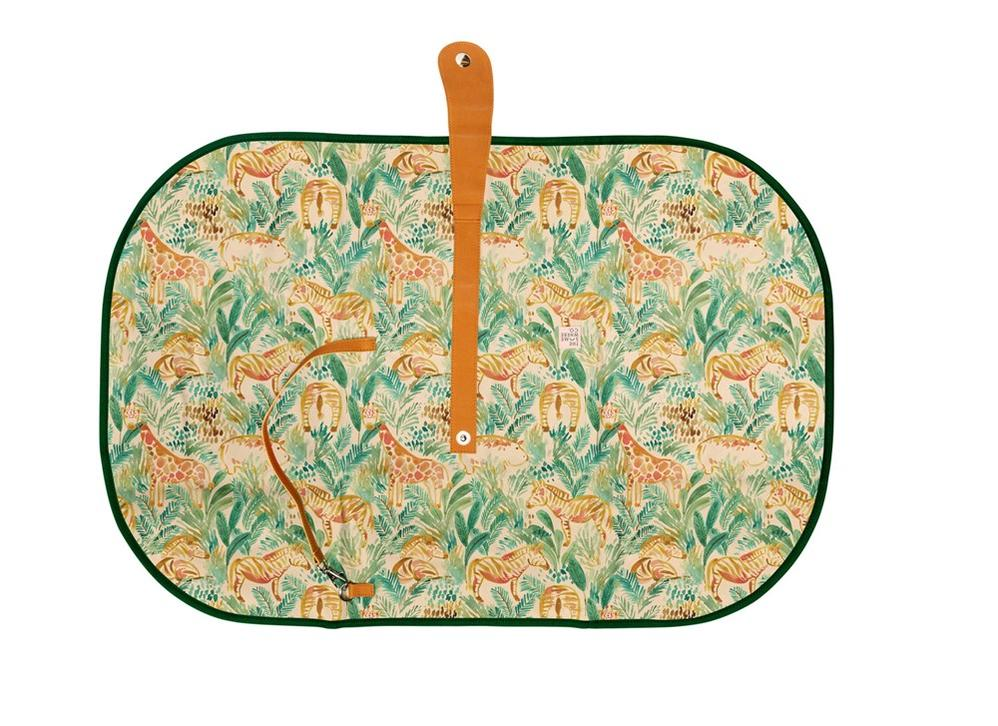 Jungle Safari Travel Baby Change Mat (Coming Soon - Due Early September)