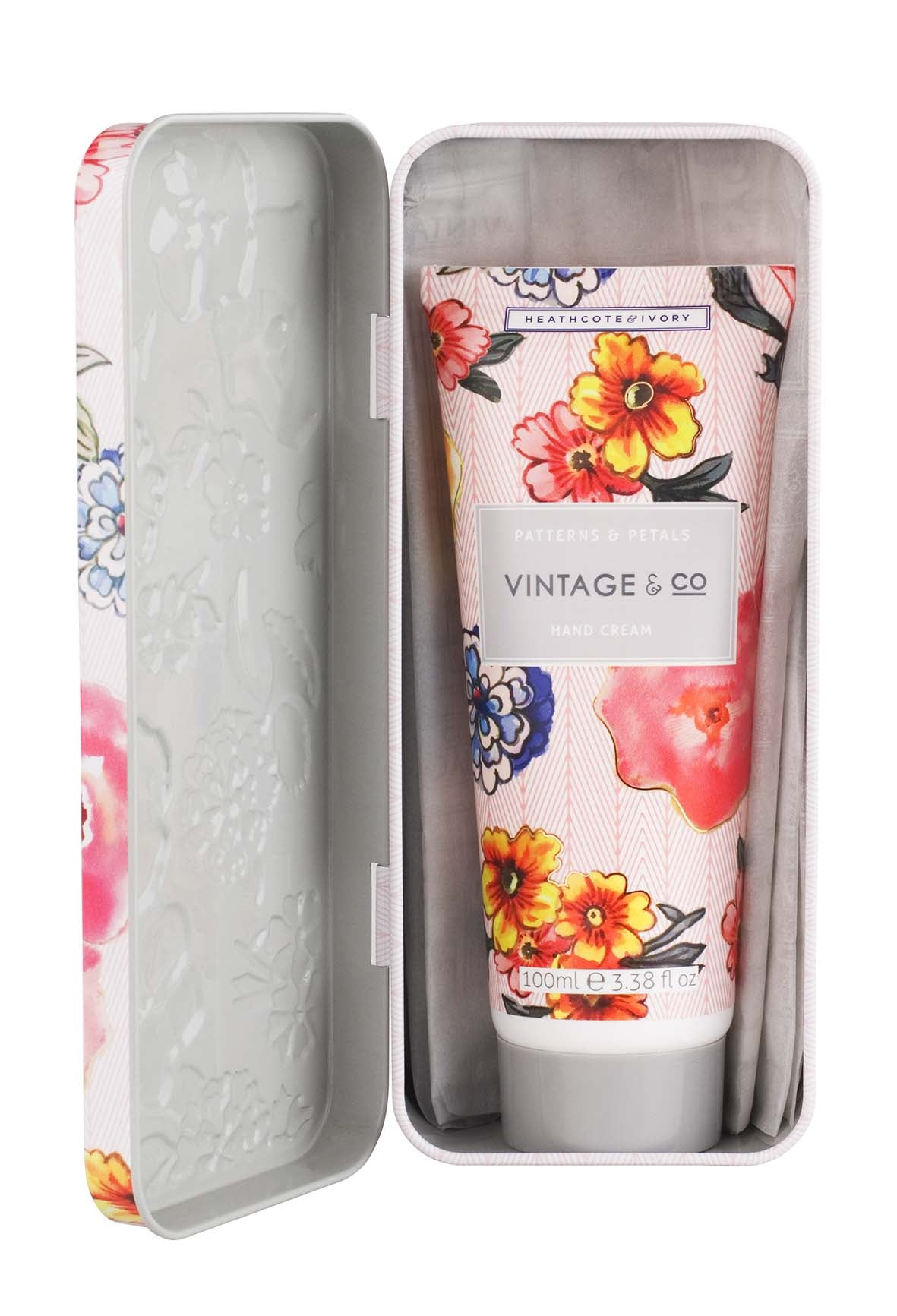 Patterns and Petals 100ml Hand Cream