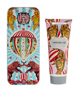 Vintage Circus Hand Cream In Tin 100ml