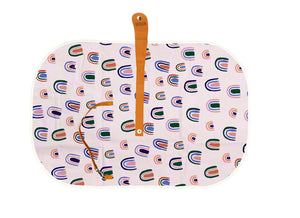Ochre Rainbows Travel Baby Change Mat (Coming Soon - Due Early September)