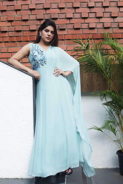 perfect evening wear gown for girls and women