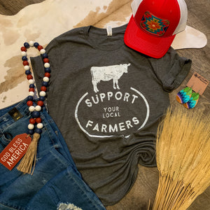 Support Local {Dairy} Farmers