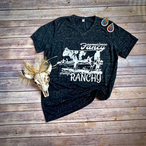 Fancy & Ranchy