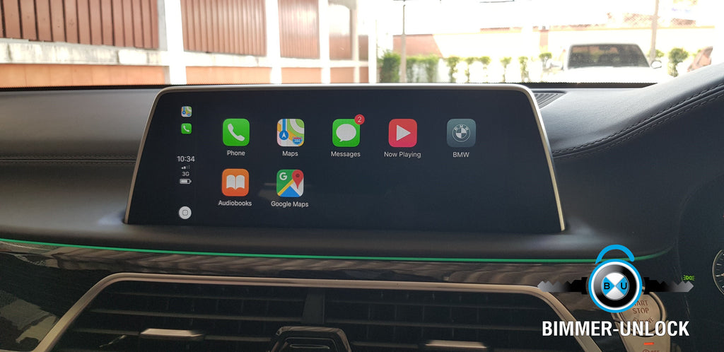BMW Series 7 G12 Full option Coding Carplay Full screen
