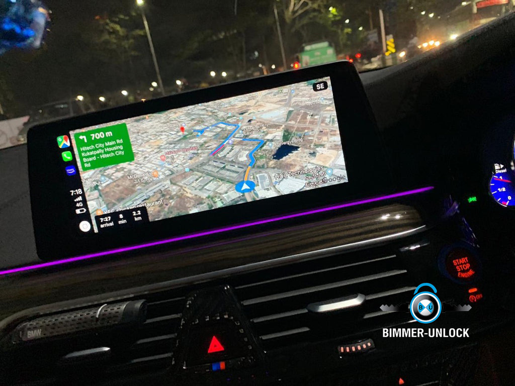 Our Success Services Apple Carplay Full Screen