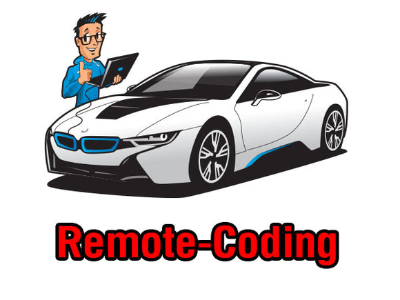 BMW Remote Coding