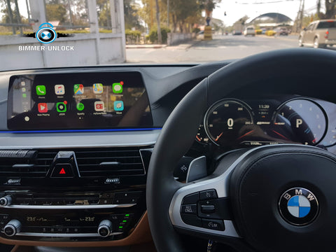 WTS : bimmer-unlock com : Apple carplay Active by USB with