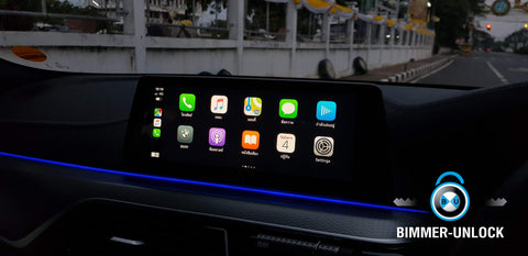 Apple CarPlay iOS 13 new on BMW | bimmer-unlock