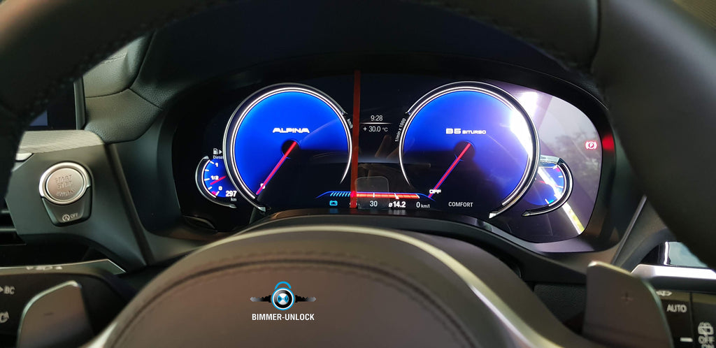 Coding Full Option G01 G12 G30 G32 iDrive EVO | bimmer-unlock