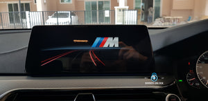 BMW M Logo Boot by USB - bimmer-unlock