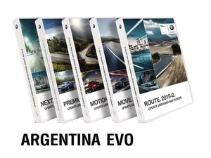 BMW Road Map ARGENTINA EVO 2019-1 - bimmer-unlock