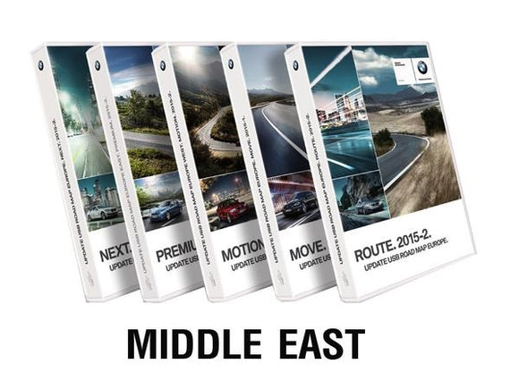 BMW Road Map Africa MIDDLE EAST Live 2019-1 - bimmer-unlock