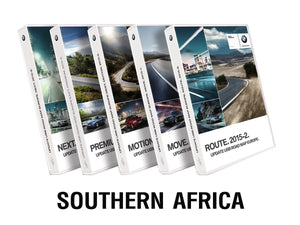 BMW Road Map SOUTHERN AFRICA PREMIUM 2019