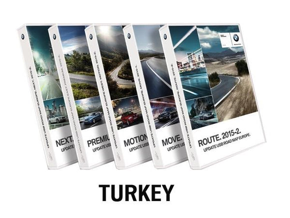 BMW Road Map TURKEY EVO 2020-1 - bimmer-unlock