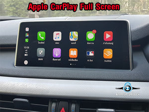BMW Apple Carplay Active by USB with Full Screen - bimmer-unlock