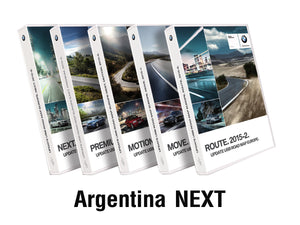 BMW Road Map ARGENTINA NEXT 2019 - bimmer-unlock
