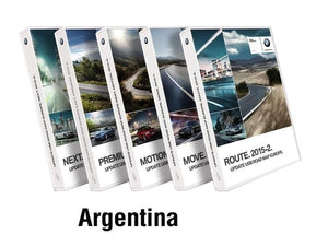 BMW Road Map ARGENTINA WAY 2019-1 - bimmer-unlock