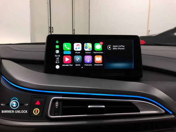 BMW & MINI Apple Carplay Active by USB