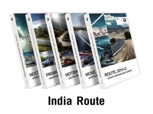BMW Road Map INDIA ROUTE 2020 - bimmer-unlock